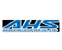 Akagi Helicopter Logo 124x100
