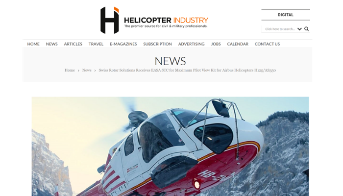 Press Helicopter Industry Jan 2017